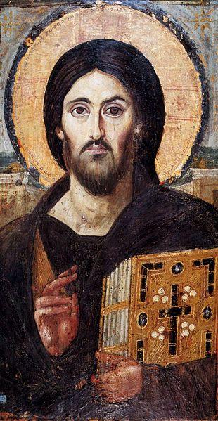 Cristo Pantocrator do Sinai