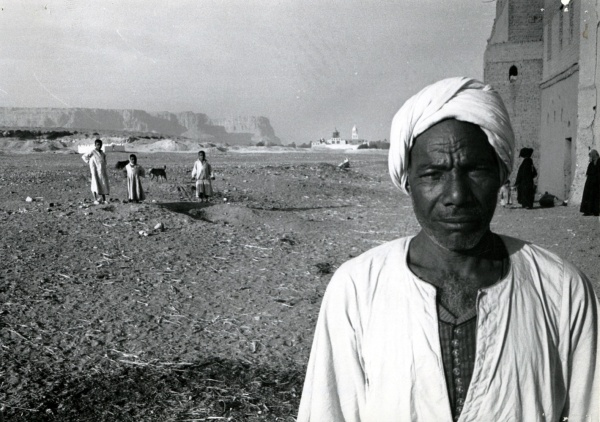 Muhammad Ali al-Samman, o camponês egípcio que descobriu os manuscritos de Nag Hammadi.