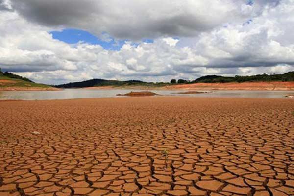 Reservatório do Sistema Cantareira. Foto: Divulgação/Sabesp.